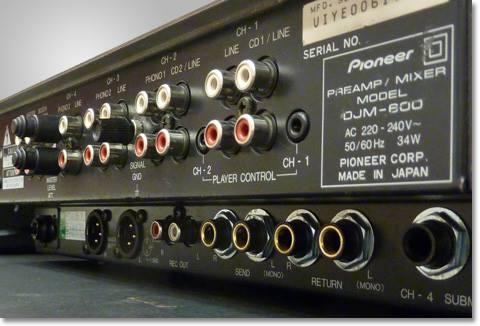 04. Pioneer DJM-600