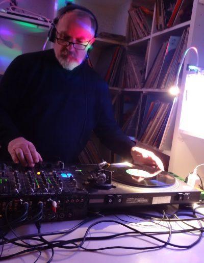 Disco Funk Vinyl Party @ KIC klub_05
