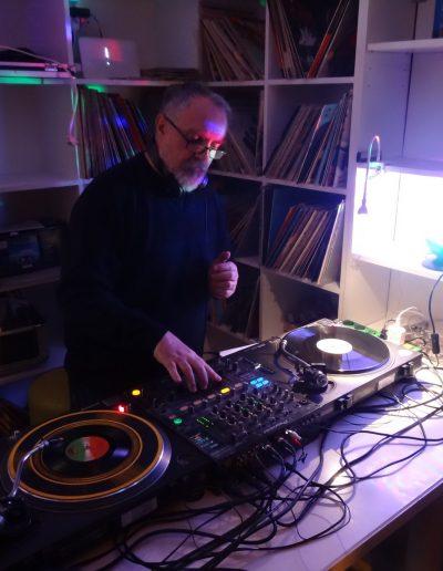 Disco Funk Vinyl Party @ KIC klub_06